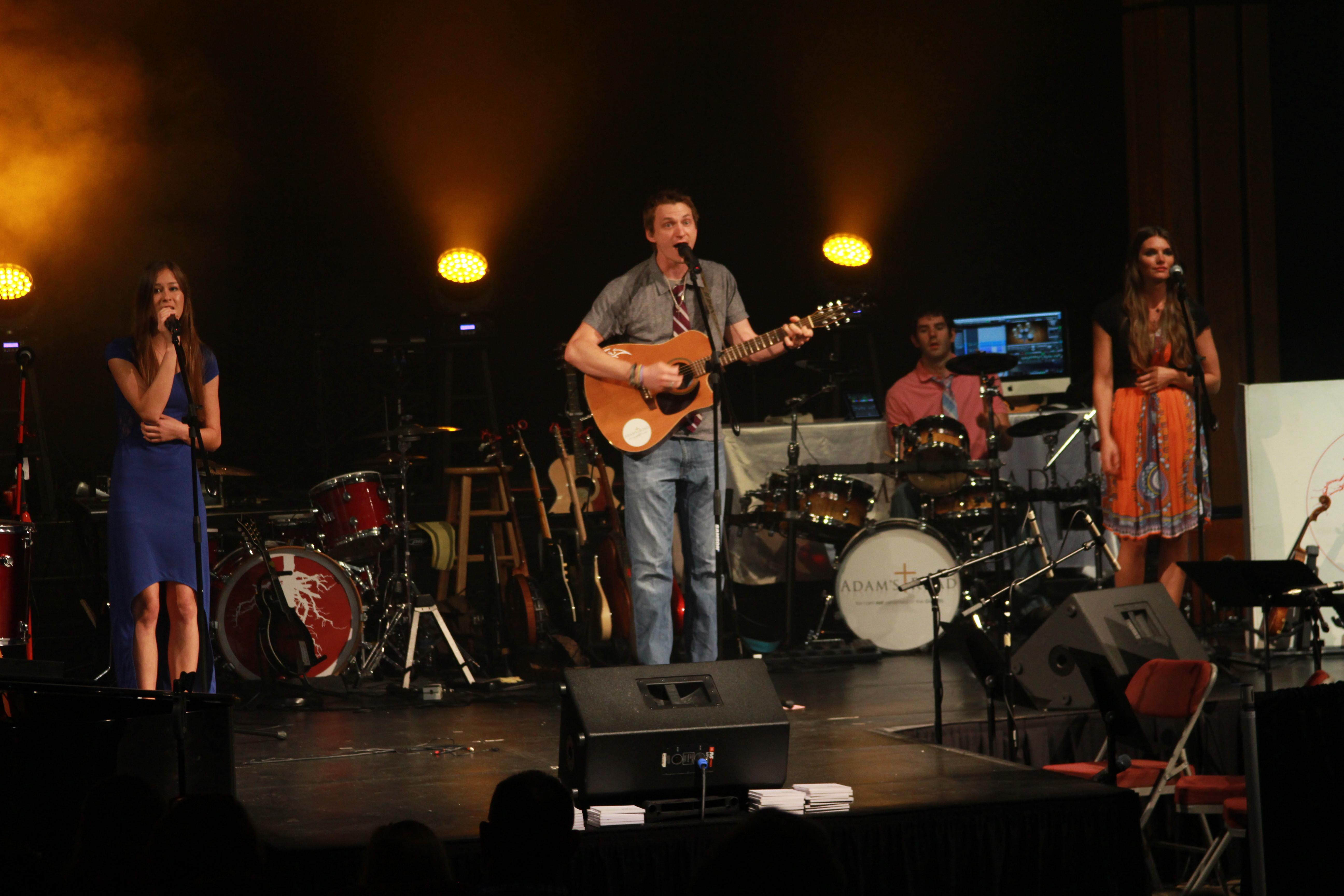 Adams' Road Live 4