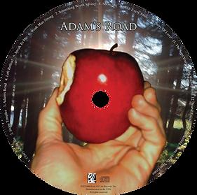 Adam's Road CD Cover
