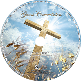 Adam's Road Great Commission CD Cover
