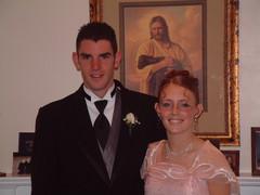Alicia and I at my Senior Prom (2003)