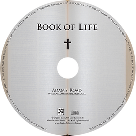 Adam's Road Book of Life CD Cover