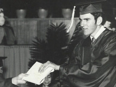 My dad's high school graduation (1970)