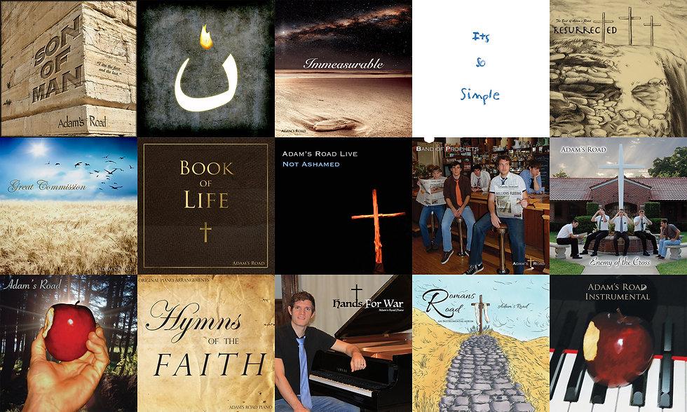 Adam's Road, music, Christian music, free music