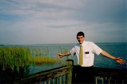 The shores of Lake Apokpa in Winter Garden, Florida (2004)