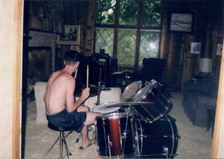 Jammin' on the drums (1999)