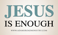 Jesus is Enough Graphic