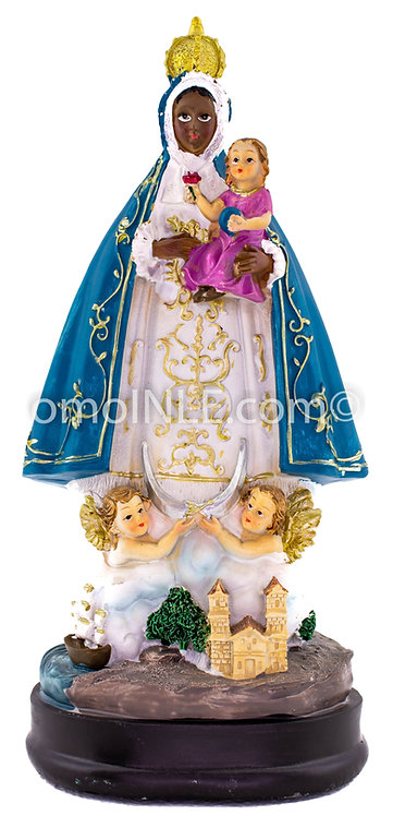 "VIRGEN DE REGLA ESTATUE YEMAYA AVAILABLE IN 8"" INCHES ORISHA ESTATUAS"