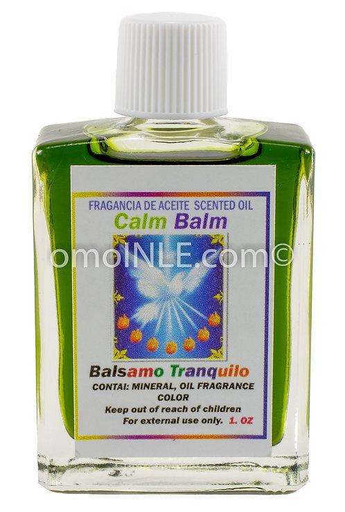 ACEITE DE BALSAMO TRANQUILO CALMING BALM OIL 1oz.