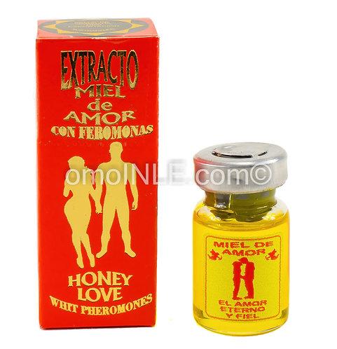 MIEL DE AMOR EXTRACTO CON FEROMONAS HONEY LOVE EXTRACT WITH PHEROMONES