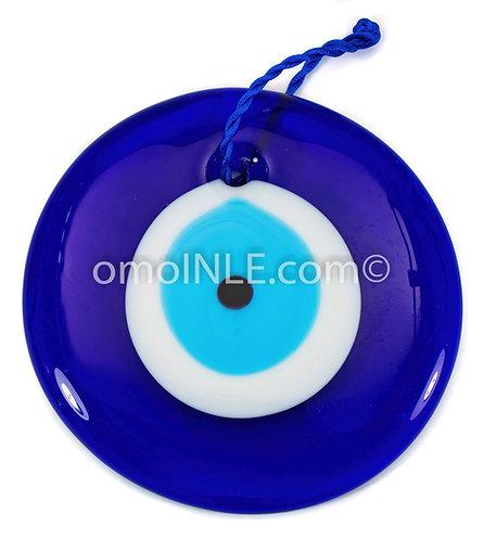 OJO TURCO DE CRISTAL XL TURKISH GLASS EVIL EYE EXTRA LARGE