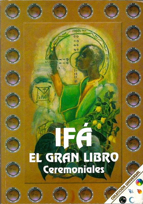 IFA EL GRAN LIBRO CEREMONIALES