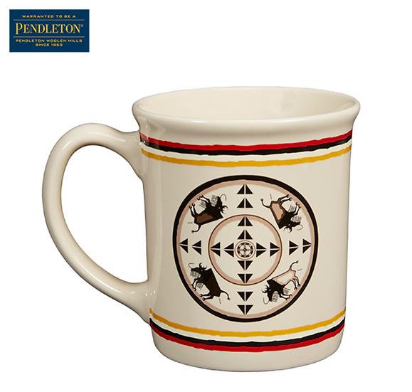PENDLETON coffee mug XC871(バッファローネイション)