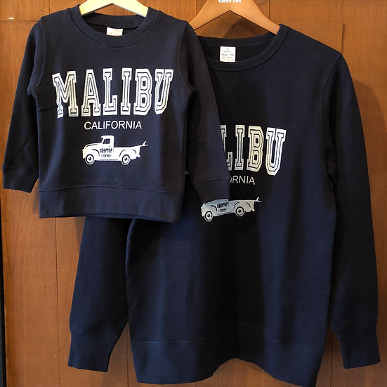 MALIBU C.A Sweat #Navy