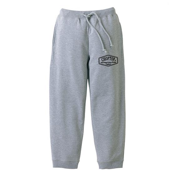 2021 logo Sweat pants #Gray