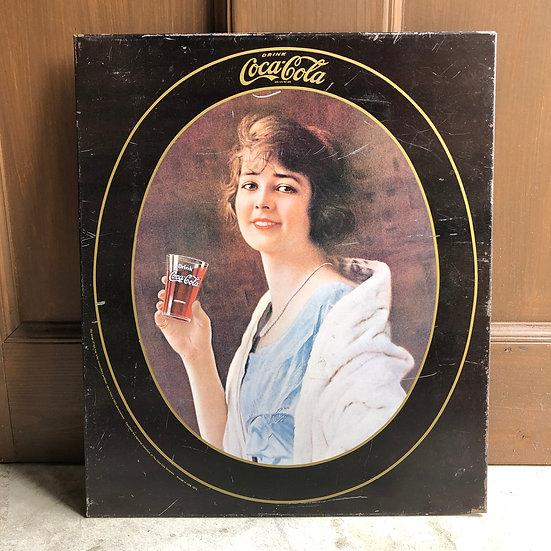 Coca Cola Sign #1970'S Coca Cola