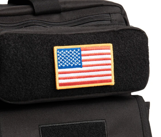 USA Flag Patch #Full Color