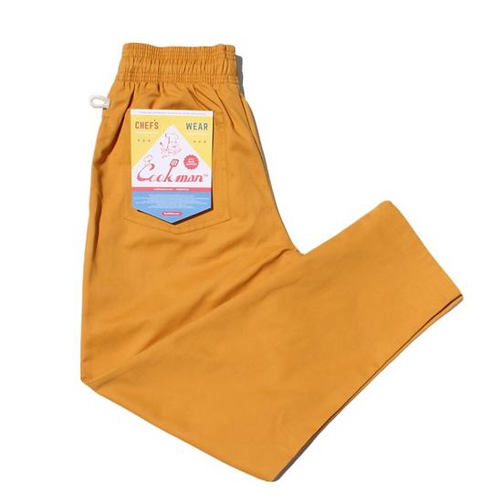 Cookman™️ Chef Pants #Mustard