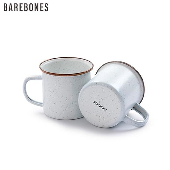 Barebones ベアボーンズ エナメルカップ 2個セット