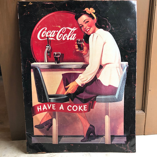 Coca Cola Sign #HAVE A COKE