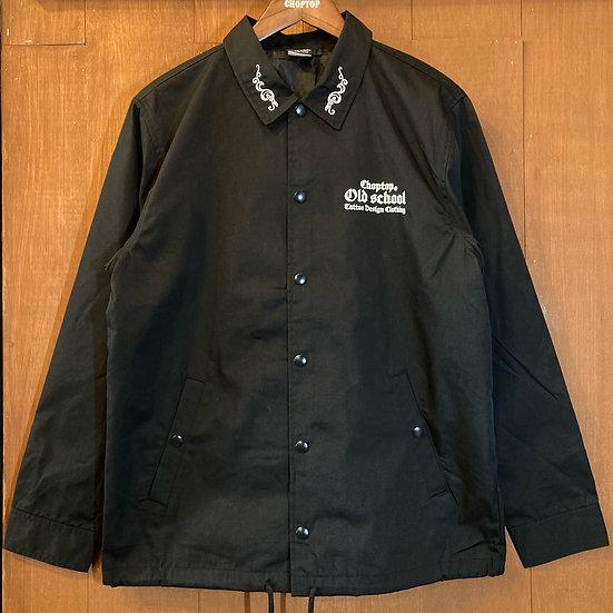 Old school Coach Jacket #Black or Navy or Beige or OD