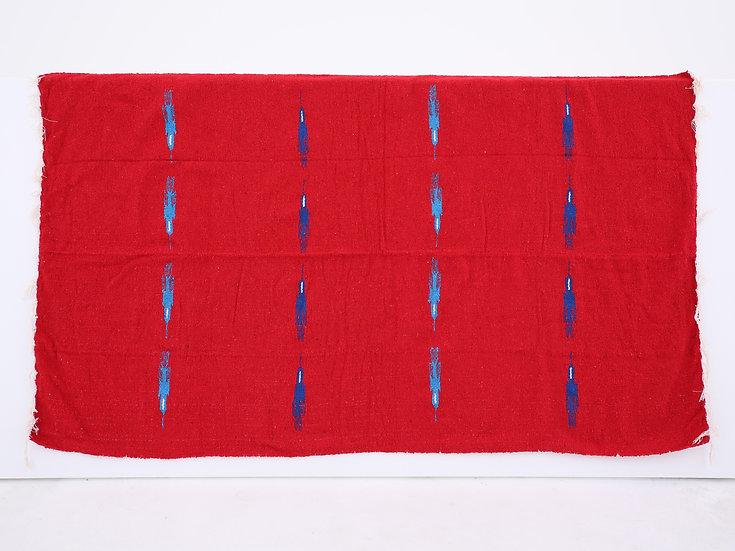 メキシカンブランケット(Thunderbird:RED)
