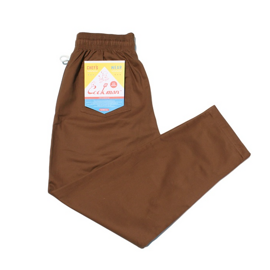 Cookman™️ Chef Pants #Chocolate