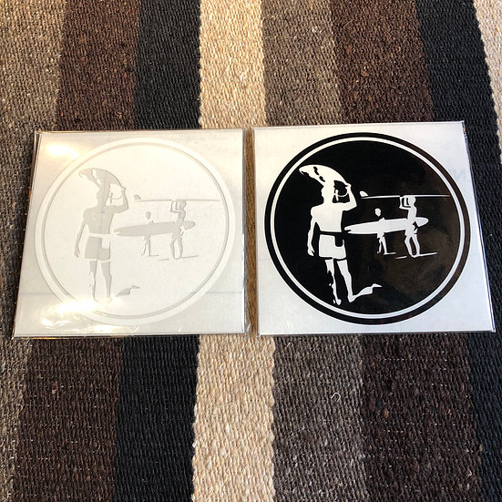 The Endless Summer Cutting Sticker #Black or White