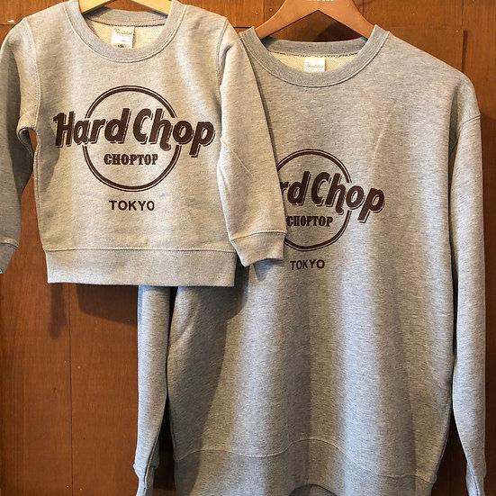Hard Chop Sweat #Gray