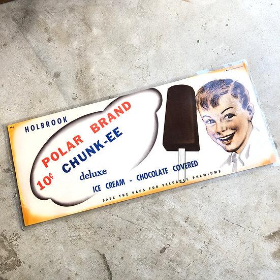 Vintage Posters #Ice cream chocolate