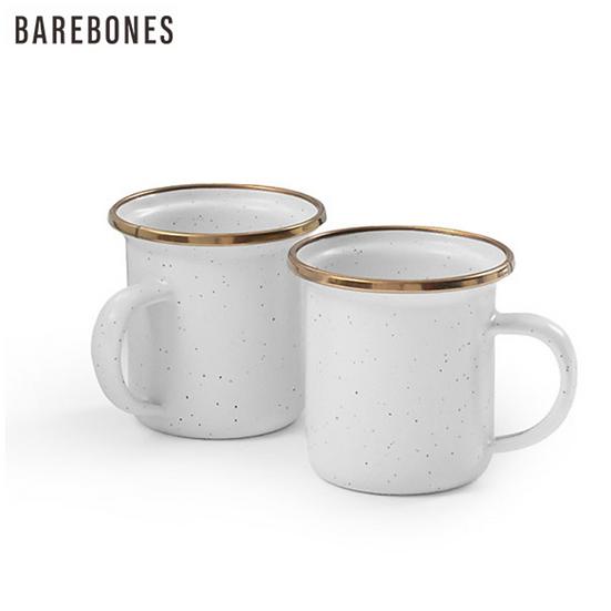 Barebones ベアボーンズ エナメルエスプレッソカップ 2個セット
