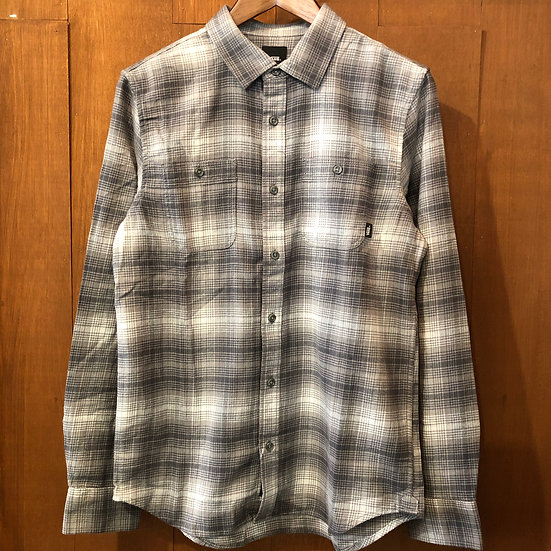 VANS #Flannel shirt/Gray