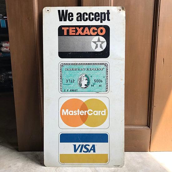 Credit Sign #Credit card