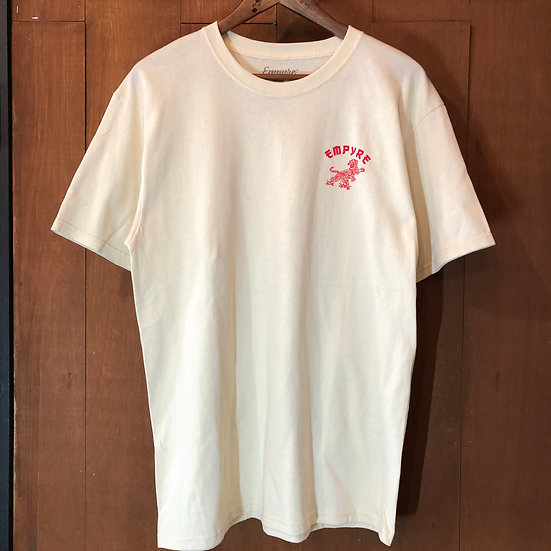 EMPYRE #Living In Paradize S/S tee Cream