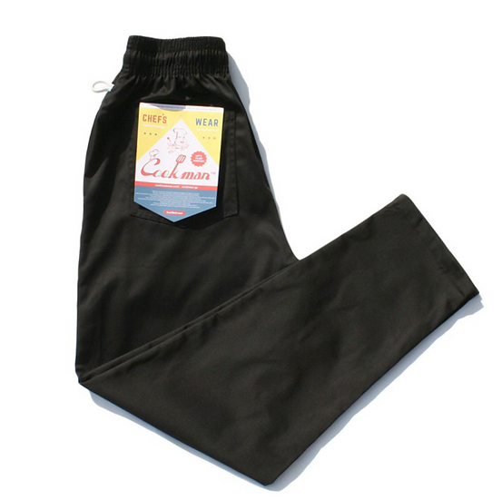 Cookman™️ Chef Pants #Black