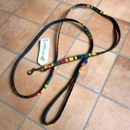 a tail we could wag by AUBURN Leathercrafters【RASTA Leash】