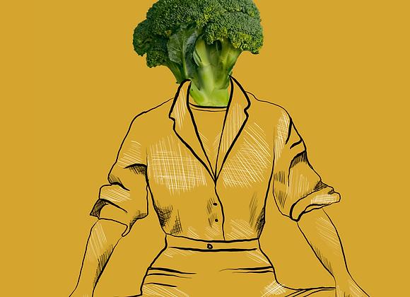 """DIY- Dose Brokkoliöl """"Brooke"""""""
