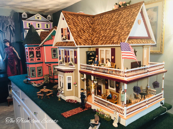 Trimeloni Estate Renovations are Complete!
