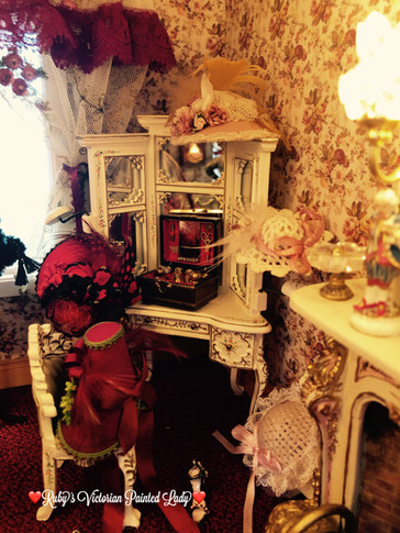 Rose Master Bedroom Vanity