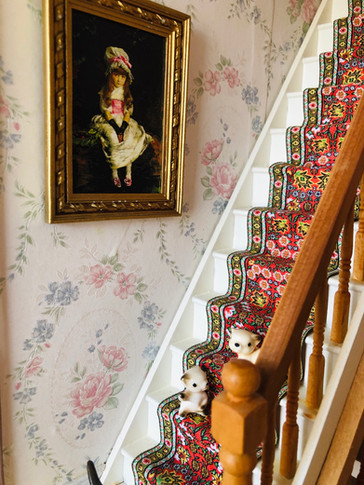 Hall stair 1