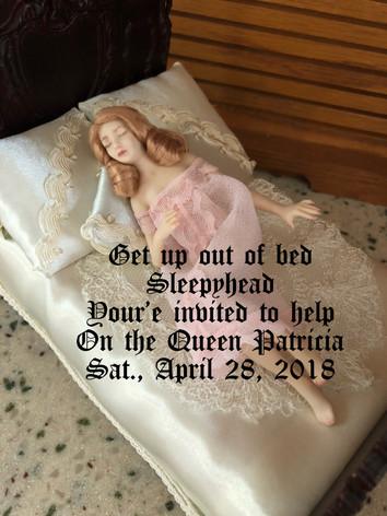 April QP Work Day Invitation