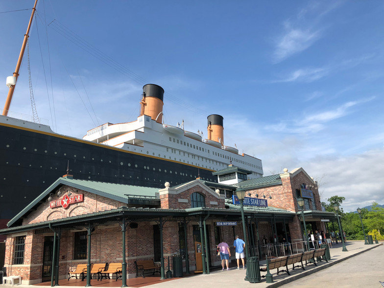 Titanic Museum Pigeon Forge TN