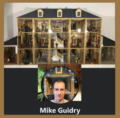 Mourning the loss of Miniaturist Michael Guidry...