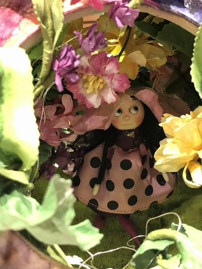 Meet Miss Thumbelina