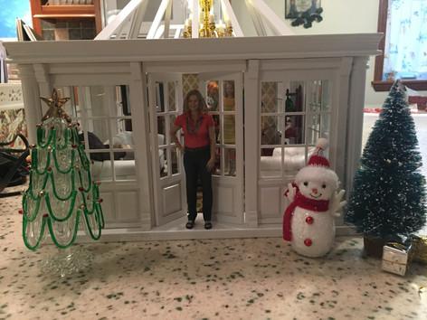 Christmas Scene 2017 B