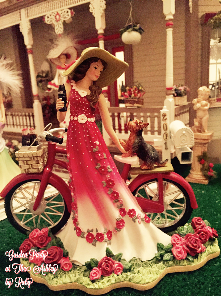 Girl with bike at the Garden Party.jpg