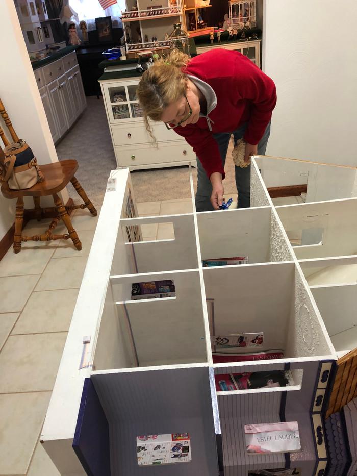 Plastering Ceilings 2