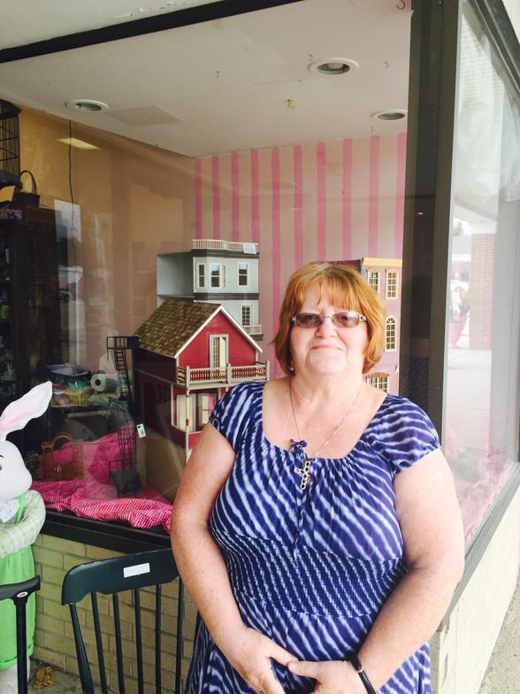 Pam at Miniature Cellar.jpg