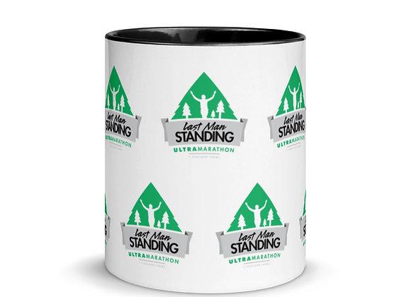 Last Man Standing pattern Mug