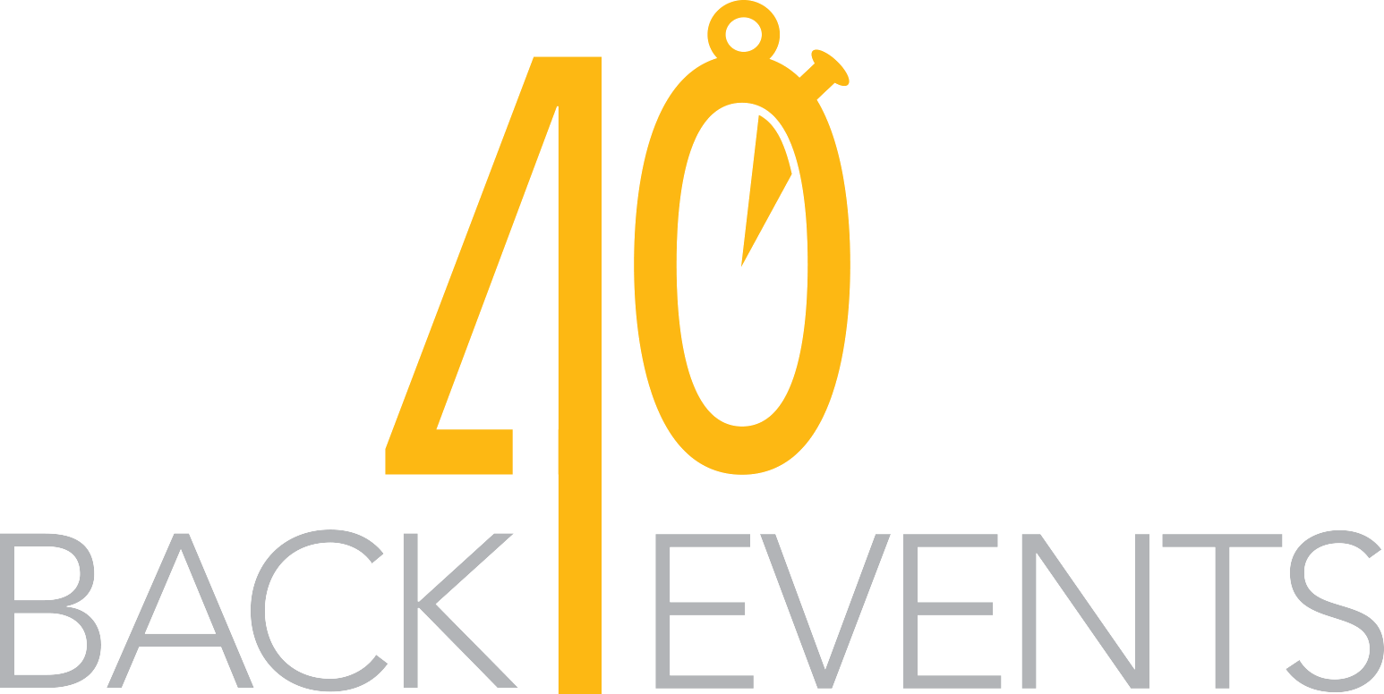 Back 40 Events