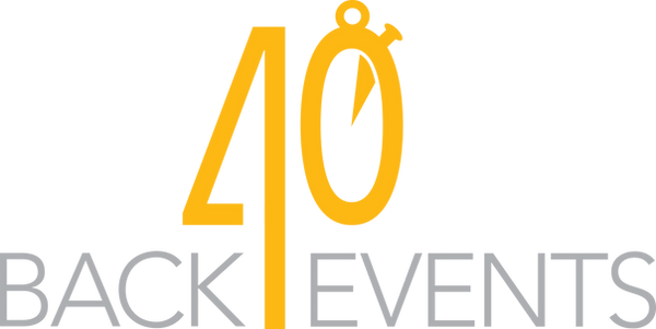 Back 40 Events Logo